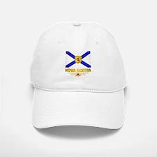 Nova Scotia Flag Baseball Baseball Baseball Cap