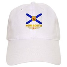 Nova Scotia Flag Baseball Hat