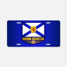 Nova Scotia Flag Aluminum License Plate