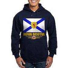 Nova Scotia Flag Hoodie