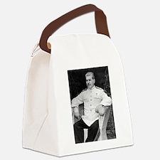 joseph stalin Canvas Lunch Bag