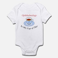 Ophthalmology is my cup of te Infant Creeper