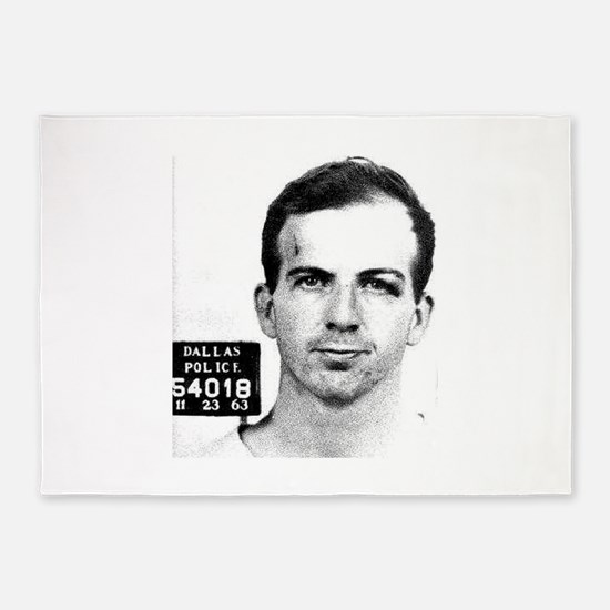 lee harvey oswald 5'x7'Area Rug