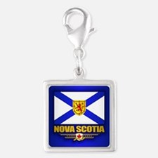 Nova Scotia Flag Charms