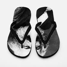 karl marx Flip Flops