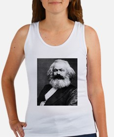 karl marx Tank Top