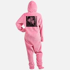 mao tse tung Footed Pajamas