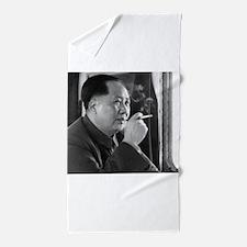 mao tse tung Beach Towel