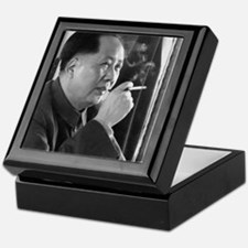 mao tse tung Keepsake Box