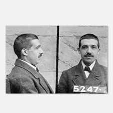 charles ponzi Postcards (Package of 8)