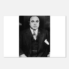 al capone Postcards (Package of 8)