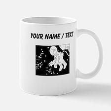 Custom Astronaut In Space Mugs