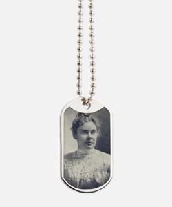 lizzie borden Dog Tags