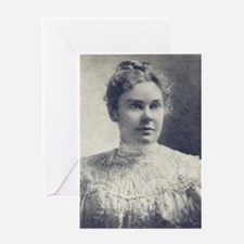 lizzie borden Greeting Cards