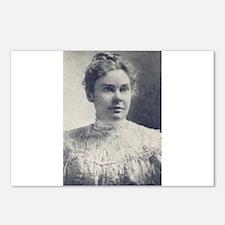lizzie borden Postcards (Package of 8)