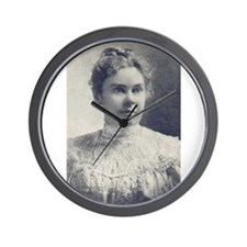 lizzie borden Wall Clock