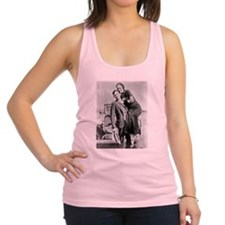 bonnie and clyde Racerback Tank Top