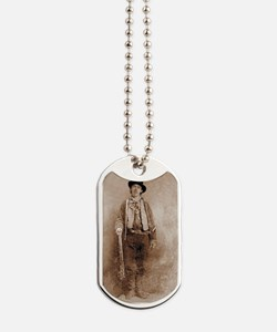 billy the kid Dog Tags