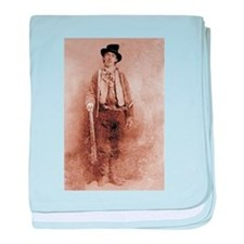 billy the kid baby blanket