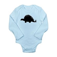 Stegosaurus Silhouette Body Suit