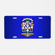 Nova Scotia COA Aluminum License Plate