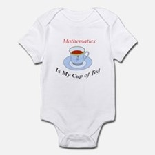 Math is my cup of tea Infant Creeper
