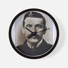 doc hoiday Wall Clock