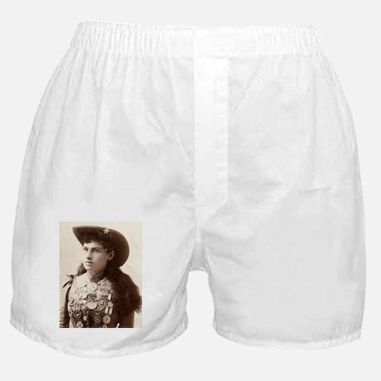 annie oakley Boxer Shorts