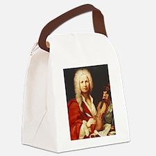 vivaldi Canvas Lunch Bag