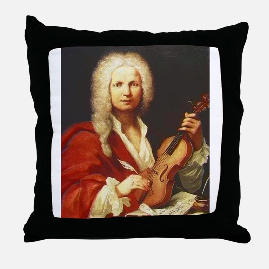 vivaldi Throw Pillow