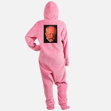 tchaikovsky Footed Pajamas