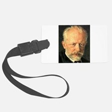 tchaikovsky Luggage Tag