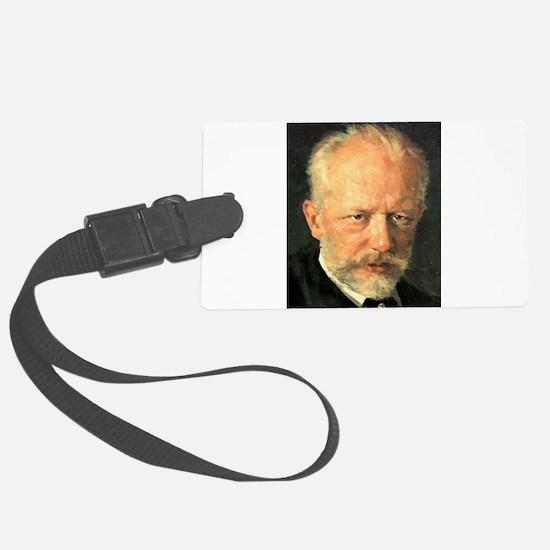 tchaikovsky Luggage Tag