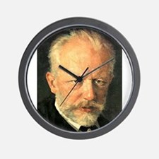 tchaikovsky Wall Clock