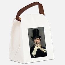 verdi Canvas Lunch Bag