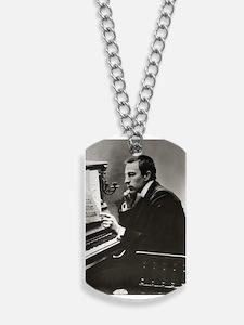 rachmaninoff Dog Tags