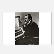 rachmaninoff Postcards (Package of 8)
