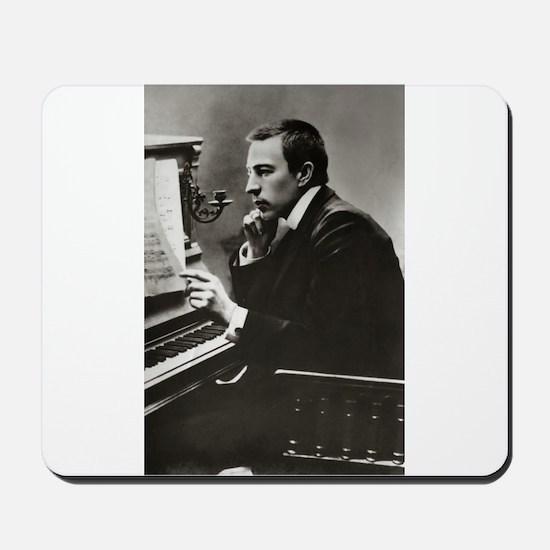 rachmaninoff Mousepad
