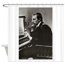 rachmaninoff Shower Curtain