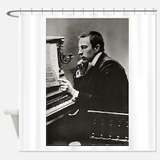 rachmaninoff Shower Curtain