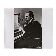 rachmaninoff Throw Blanket