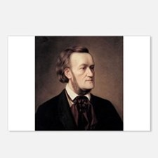 richard,wagner Postcards (Package of 8)