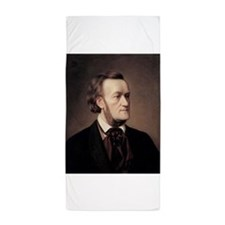 richard,wagner Beach Towel