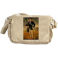 igor stravinsky Messenger Bag