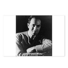 george gershwin Postcards (Package of 8)