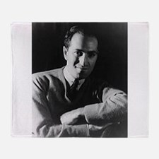 george gershwin Throw Blanket