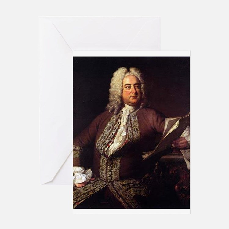 handel Greeting Cards