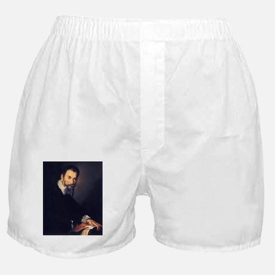 claudio monteverdi Boxer Shorts