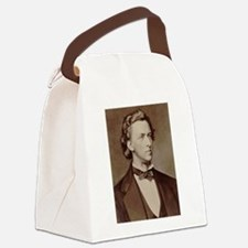 chopin Canvas Lunch Bag