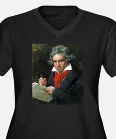beethoven Plus Size T-Shirt